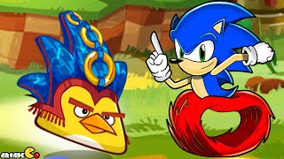 Angry Birds Epic - Upcoming Event Sonic Dash Crossover! iOS/ANDROID