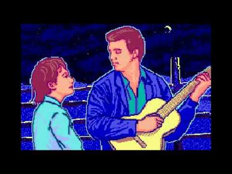 JVC14 03   Johnny Guitar   Lee, Peggy [karaoke]