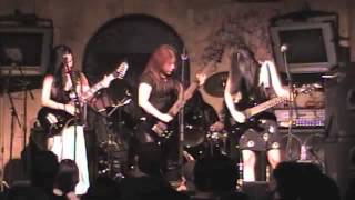 Matriarch- Second Death of Souls(LIVE CD Release Hard Rock Cafe,San Juan PR 2008)