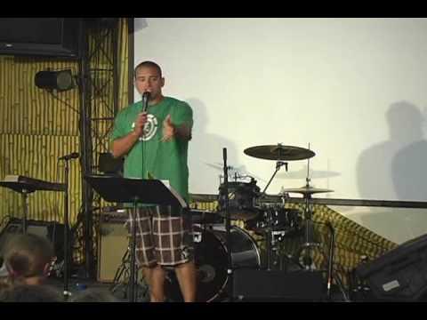 Escape Camp, Day 3 Message ; Pastor Jon Gagnon