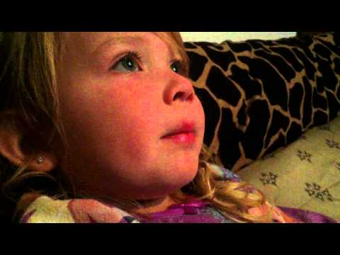 3 Year Old Macki singing Bray Wyatt theme song
