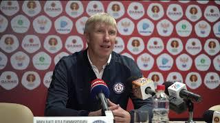 Михаил Белов: «Мы гордимся ребятами, которые провели очень хорошую игру»