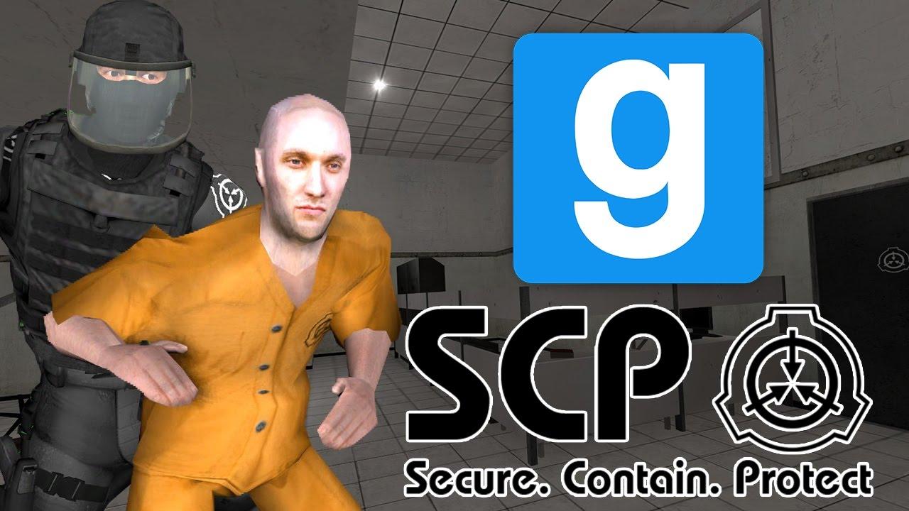 SCP RP (Garry's Mod)