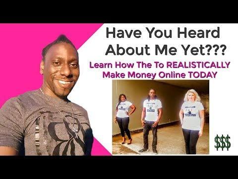Learn How to Realistically  Make Money Online Today | I Generated $1200 in 6 Days Online