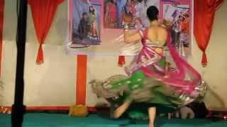 Sangeet Dance on Nagada Sang Dhol Baje