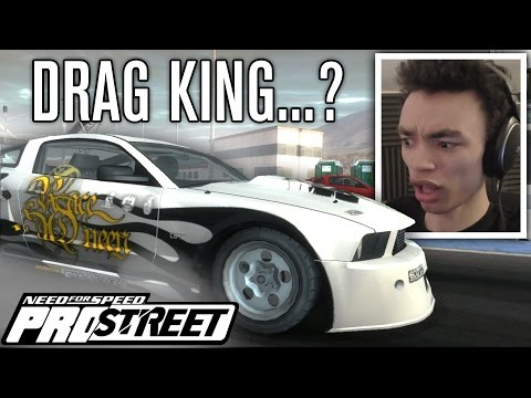 I DID A WHEELIE! | DRAG KING | Need for Speed ProStreet #29