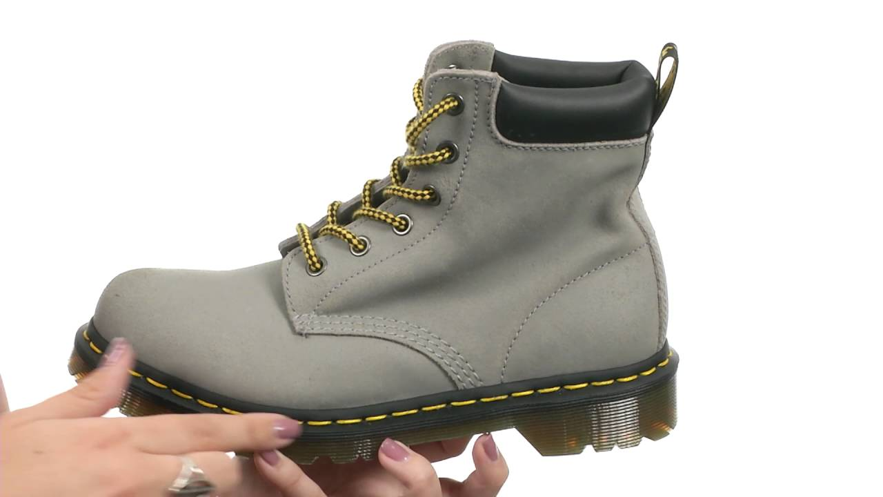 3d17ad7f9e6 Dr. Martens - 939 6-Eye Hiker Boot SKU:8645801