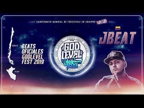 """ORIENTAL"" TEAM ARGENTINA VS TEAM VENEZUELA INSTRUMENTALES GOD LEVEL 2019 (CHILE)2DA Ronda"