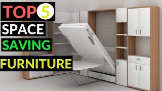 Top 5 Best Space Saving Furniture For Your Home On Amazon