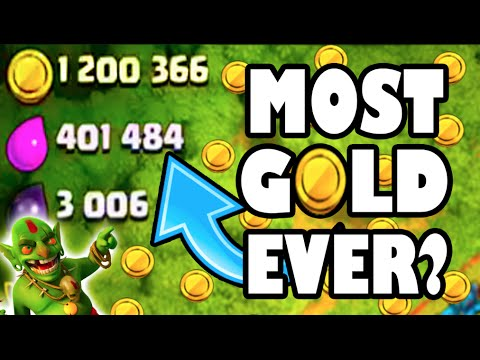 Clash of Clans - LOOK AT THE LOOT!