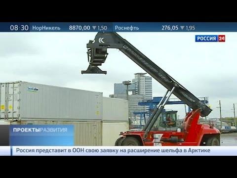 """«Проекты развития»: Транспортный центр """"Ворсино"""". От 9.02.16"""