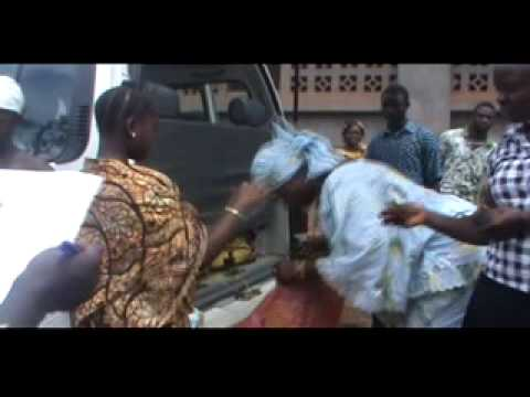 Sierra Leone Education Fund:  2015 Ebola Relief Moyamaba, Sierra Leone