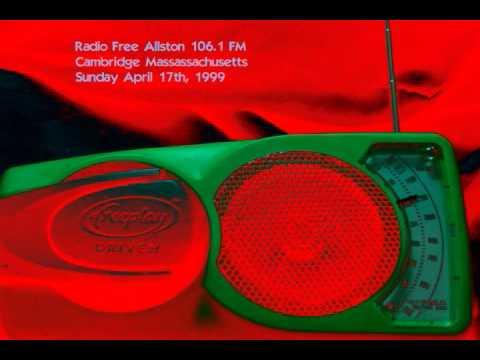Radio Free Cambridge 106.1 FM Pirate Broadcast April 17 1999 002