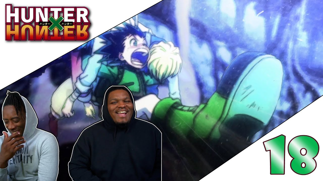 PUT THE TEAM ON YOUR BACK!! Hunter x Hunter: Season 1 - Episode 18 | Reaction