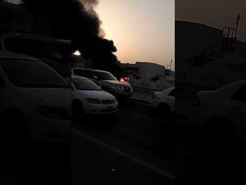 🔥 fire a car in Qatar