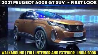 2021 Peugeot 4008 GT SUV - Wal…