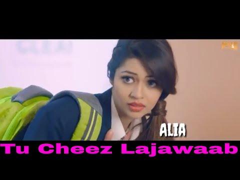 Tu chij lajawab tera koi na jawab song - Haryanvi Video Song 2018|New school love album song 2018|