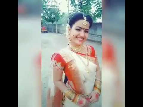 Agnisakshi serial actress Sudha latest dubsmash collection