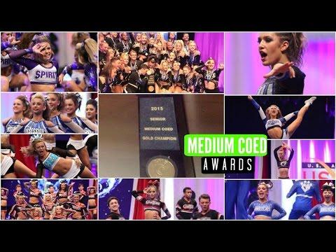 Worlds 2015 - Medium Coed Awards