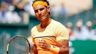 Rafael Nadal practicing in Mallorca-Manacor. Preparing for the Clay Court Season!!