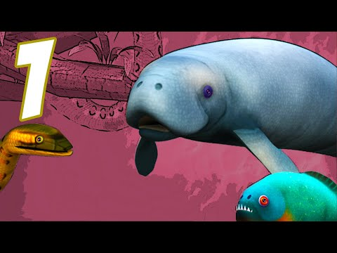 Megaquarium: Freshwater Frenzy - Part 1 - INTO THE DEEP END
