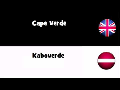 Translate In 20 Languages Cape Verde