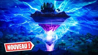 VolantE Island and CUBE will be de-Serite de Fortnite. (SECRET EVENT)