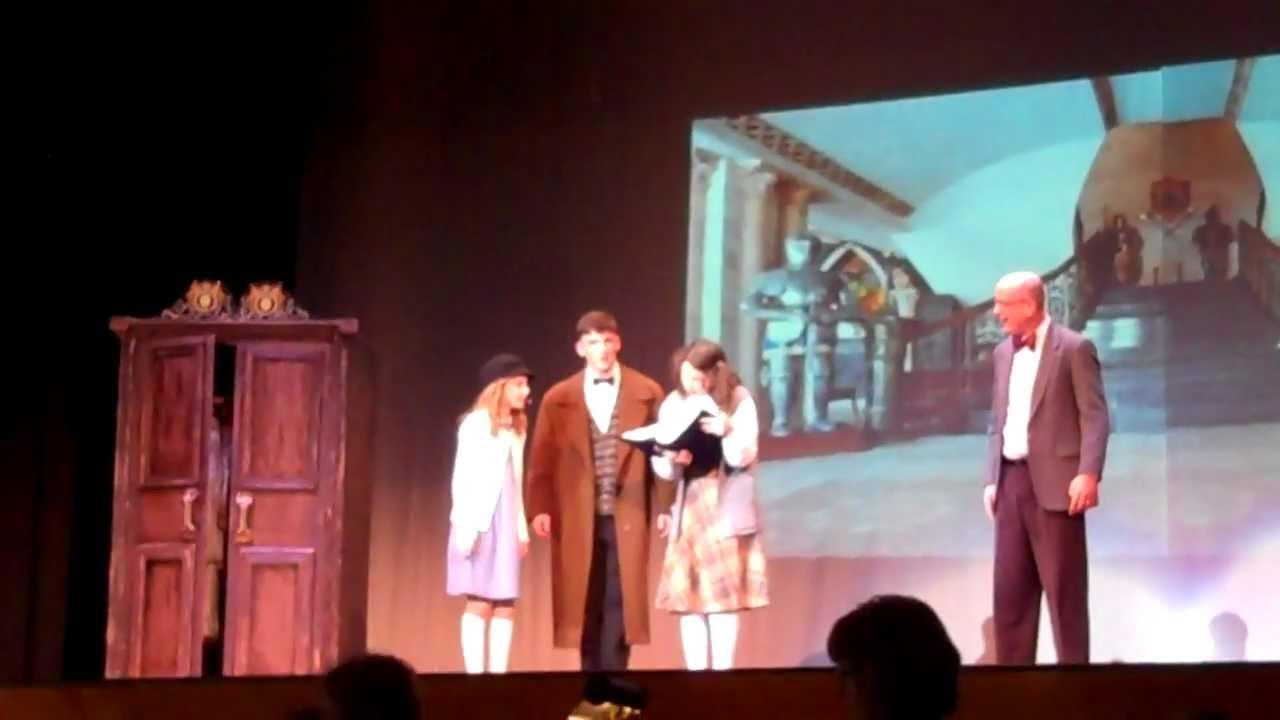 & Narnia Musical Family Childrenu0027s Theatre