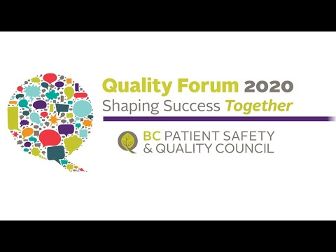 Quality Forum 2020: Health Talks