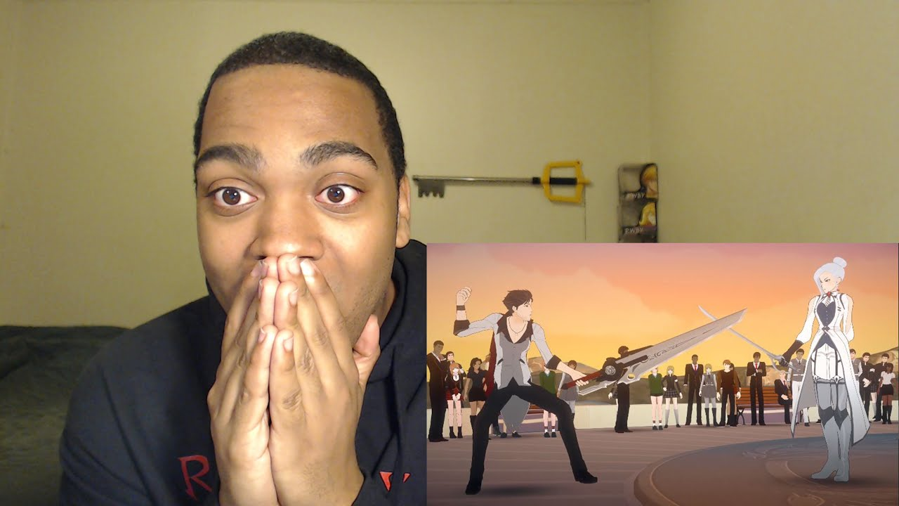 RWBY Volume 3 Chapter 3 Live Reaction