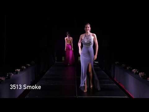 Sexy Beaded Prom Dress 3513