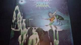 Uriah Heep Demons And Wizards 1st UK Vinyl Record