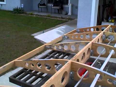 My Home Depot Project Airplane - YouTube