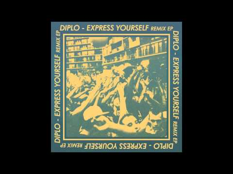 Diplo - Express Yourself feat. Nicky Da B (DJ Mustard Remix) [Official Full Stream]