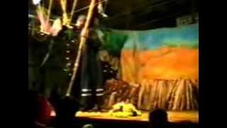 SATYA HARISCHANDRA- D.V.SUBBA RAO KATI SCENE