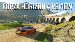 Forza Horizon 4 Review - Racing Fit For a King (Video Game Video Review)