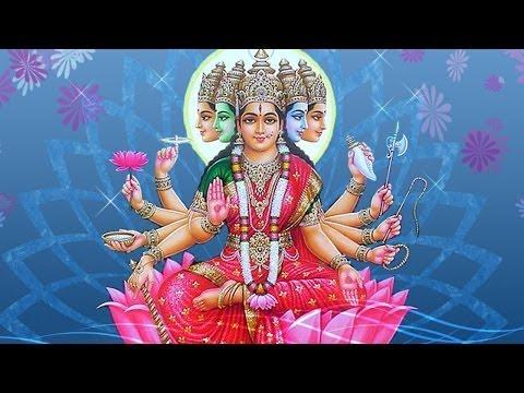 Goddess Gayatri Devi Songs - Gayatri Manthram