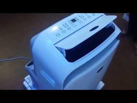 Portable Ac price in Bangladesh - Carrier 1 Ton 12000 BTU Portable Air conditioner