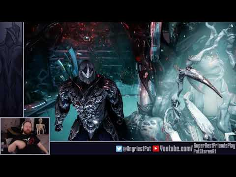 Pat Streams At Warframe! The War Within - 2018-04-08
