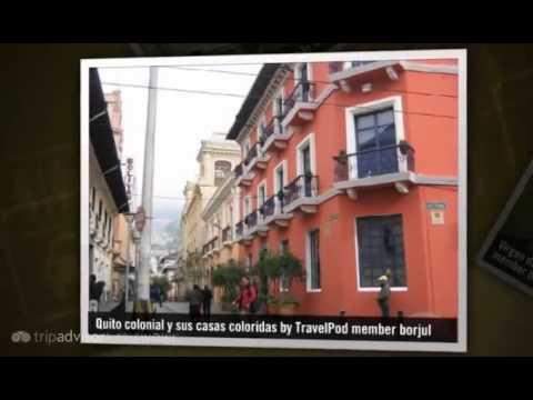 """Quito y el maravilloso Hostal Sucre"" Borjul's photos around Quito, Ecuador (hostal sucre quito)"