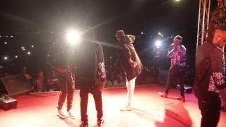 vuclip Concert Kiff No Beat au palais des congrès de Cotonou (BENIN)