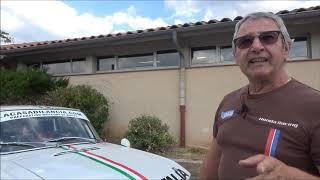 Reportage Lancia Fulvia Gr 4 dans Passion Auto Sport Du Var