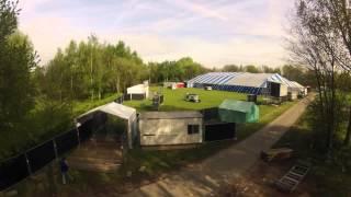 Opbouw weerdse bierfeesten 2015 - 24/04 t.e.m. 1/5/2015