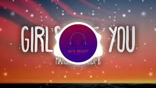Maroon 5 - Girls Like You (MP3 Beast) ft. Cardi B