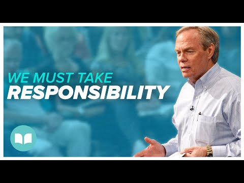 Download We Must Take Responsibility - Andrew Wommack