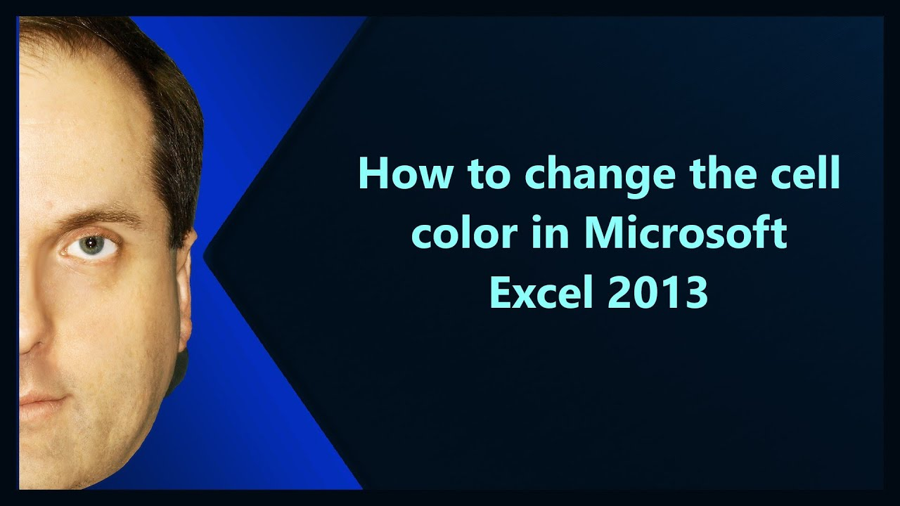 Excel 2013 Activecell Color How To Change Cell Color When Is Clicked Or Selected In Excel Vba