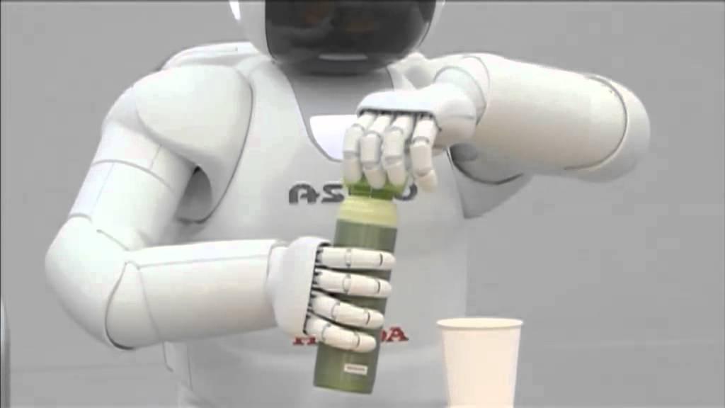 Honda Unveils All-new Asimo Humanoid Robot