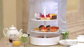 UNBOXED BY METRO: The Peninsula Cakeaway Afternoon Tea Set