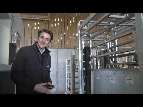 Témoignage client : Fabien Mantoux, Cage de pesée en lot pour Ets Matoux