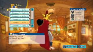 One Piece: Unlimited World Red - DLC Costumes #5